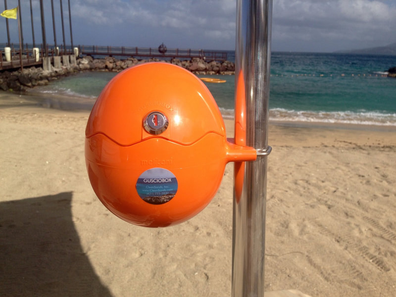 Beach Safe, Outdoor Beach Safe