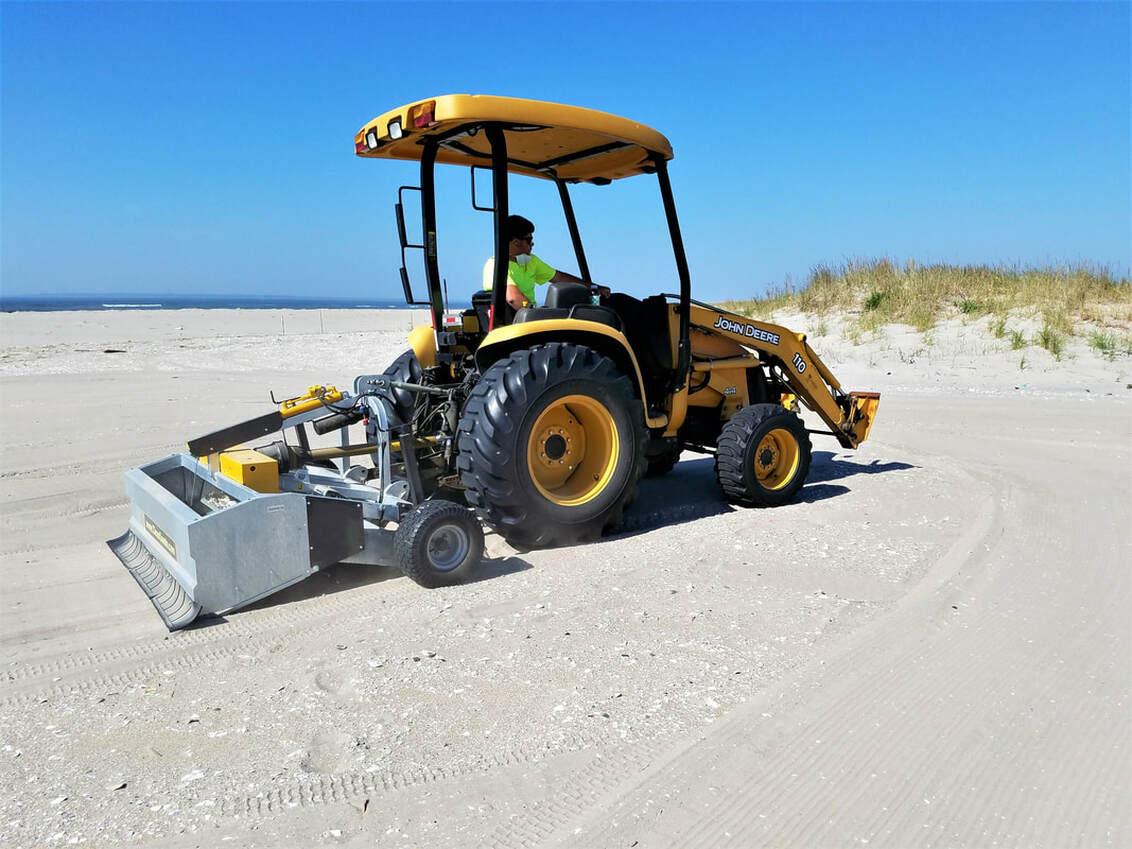 Beach Cleaning Equipment